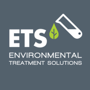 ETS Environmental Treatment Solutions company logo