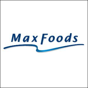Max Foods company logo
