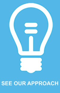 GrowEQ: SEE OUR APPROACH blue light bulb